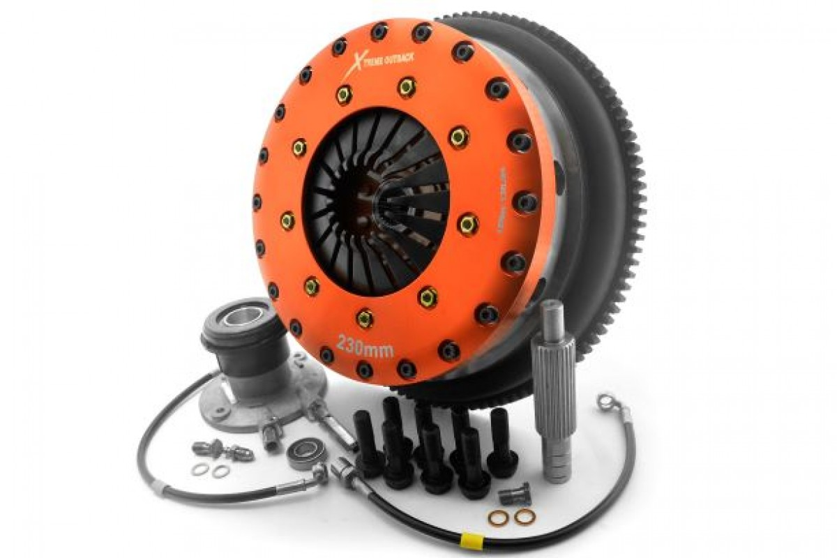 Heavy Duty Clutch Kits - Xtreme Outback - Heavy Duty & High