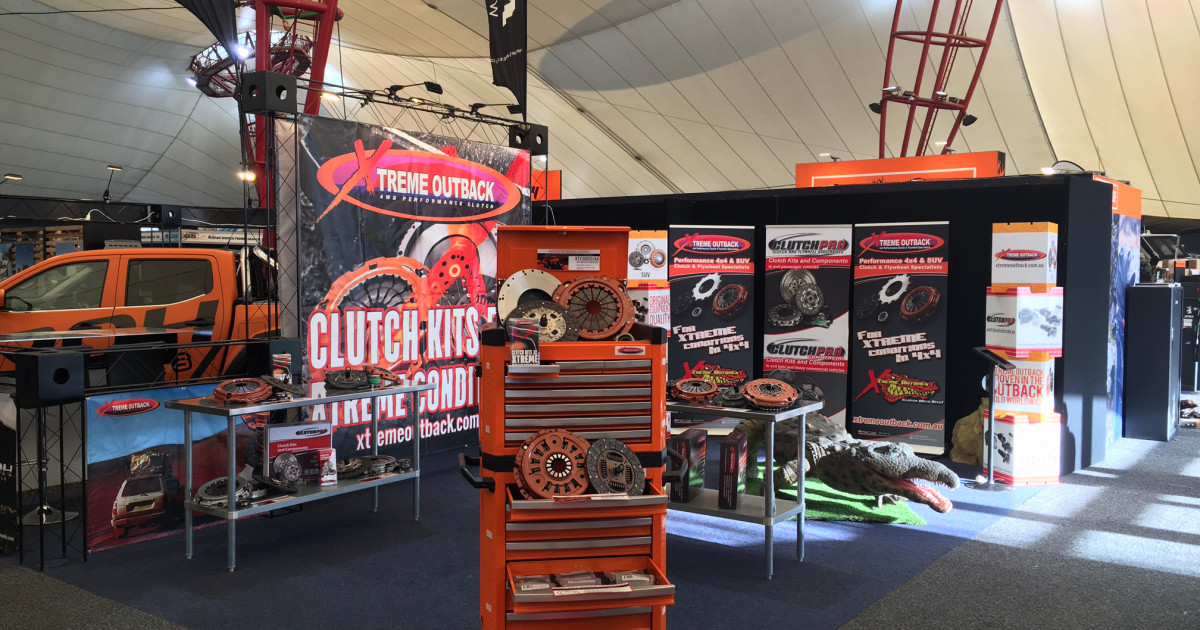 Xtreme Outback Exhibits at Melbourne 4x4 Show