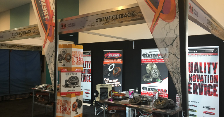 Xtreme Outback Exhibit at Brisbane National 4X4 Outdoors Show