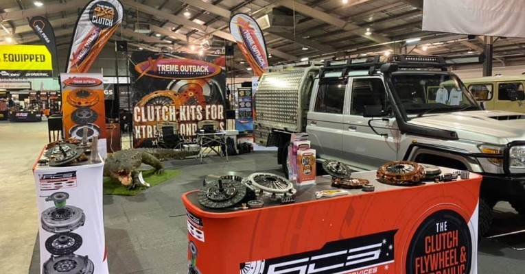 Xtreme Outback at Adelaide 4x4 Show