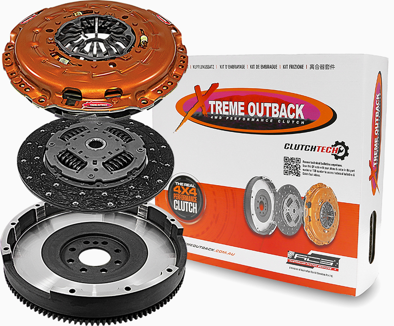 Xtreme Outback - Heavy Duty & High Performance Clutch Systems